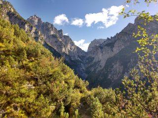 La Val Feruch e Forzela dei Pon