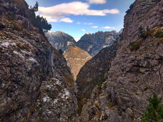I Monti del Sole dal Portelin